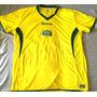 Camisa Icasa 2014 Amarela Homenagem Seleção