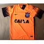 Camiseta Camisa Time Corinthians Laranja Lançamento 2015