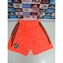 Calção Fluminense Infantil 12 Anos Original Adidas Novo