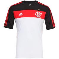 Camisa Flamengo Adidas Branca 2013/2014