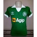 Camisa Retrô Palmeiras 1987 - Agip - Manto Sagrado Retrô