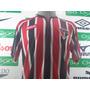 Camisa São Paulo Reebok # 35 Zé Vitor Oficial Jogo