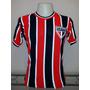 Camisa Retrô São Paulo 1969 Listr - Ggg E Gggg - Manto Sagra