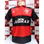 Camisa Flamengo Retro Lubrax
