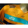 Camisa Do Cruzeiro Autografada Pelo Fábio Brasileiro 2014.