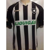 Botafogo Rj Kappa # 2 Alessandro Jogo Unif.1 G 2009 Linda