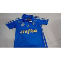Camisa Do Palmeiras Original Azul