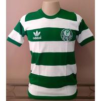 Camisa Retrô Palmeiras Goleiro Leão Anos 80 - Manto Sagrado