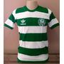 Camisa Retrô Palmeiras Goleiro Leão Década De 80- Manto Sagr