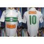 Coritiba 2012-13 Camisa Titular De Jogo Tamanho G Número 10.