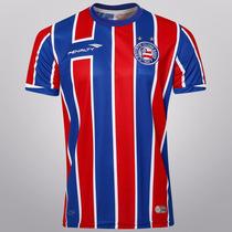 Camisa Penalty Bahia 2 2015 Nº8 Original De R$ 169,90 Por:
