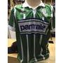 Camisa Do Palmeiras Parmalat Retro Pronto Entrega