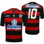 Camisa Olympikus Flamengo - 2010 - Tam. Gg