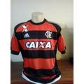 Camisa Do Flamengo Rubro Negra - Pronta Entrega