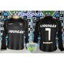 Protótipo Botafogo Preta #7 Tam. G Oficial Kappa Nova