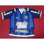 Outlet 139 Camisa Botafogo Azul Of. Fila Unif. Iv - 2011/12