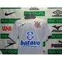 Camisa Corinthians Nike Oficial Batavo # 6 Roberto Carlos