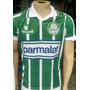 Camisa Camiseta Palmeiras Masculina Antiga Raridade Parmalat