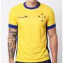 Camisa Goleiro Cruzeiro Penalty Amarela 2015