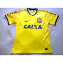 Camisa Original Nike Corinthians Amarela 2014 - Jogador