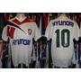 Fluminense - Camisa 1995 Reserva De Jogo # 10