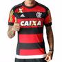 Camisa Flamengo Uniforme 1 Jogo E 2 Treino 2015 Frete Grátis