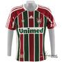 Camisa Infantil Fluminense Adidas Listrada 2011 Tri Campeão
