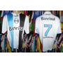Grêmio 2011 Camisa Reserva Tamanho Gg Número 7.