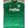 Camiseta Palmeiras Crefisa Pronta Entrega