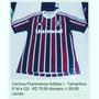 Camisa Do Fluminense Adidas