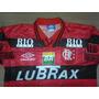 Camisa Flamengo Ano Centeário+rio 2004- Orig.umbro- Tam M- 7