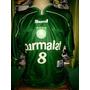 Camisa Palmeiras Libertadores Parmalat Rhumell Tam Gg