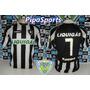 Protótipo Botafogo Listrada #7 Tam. Gg Oficial Kappa Nova