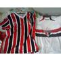 Coleção Camisa Do São Paulo Futebol Clube 10 Camisas Oficial