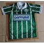 Nova Camisa Palmeiras Parmalat 2015 Mod. Supporter Foto Real