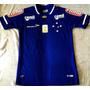 Camisa Cruzeiro De Jogo 2015 Uniforme 1
