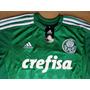 Camiseta De Futebol Palmeiras Verde 2015