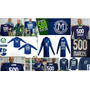 Camisa Palmeiras Comemorativa Dos 500 Jogos Goleiro Marcos