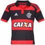 Camisa Flamengo Nº 1 2014-2015 Autêntica