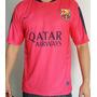 Camisa Do Barça Barcelona Rosa Nova Promoção Time Futebol