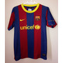 Camisa Nike Fc Barcelona 2010-11 /juvenil - Camisa Rara Fcb