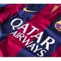 Oficial Camisa Barcelona S/ Nome, Número - Frete Grátis