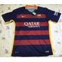 Camisa Barcelona Unif. 1 #11 Sem Nome - Tamanho Gg