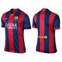 Camiseta Do Barcelona Oficial 2014 - 2015
