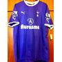 Camisa Do Tottenham Hotspurs Adebayor Violeta Premier League
