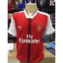 Camisa Arsenal 2016