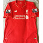 Camisa Liverpool 2016 Sturridge Premier League Completa