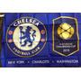 Bandeira Do Chelsea International Champions Cup 2015 Nova