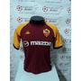 Camisa Roma Champions League 02-03 Totti 10 Importada