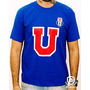 Camisa Universidade Do Chile - Retrosoccer 100% Algodão